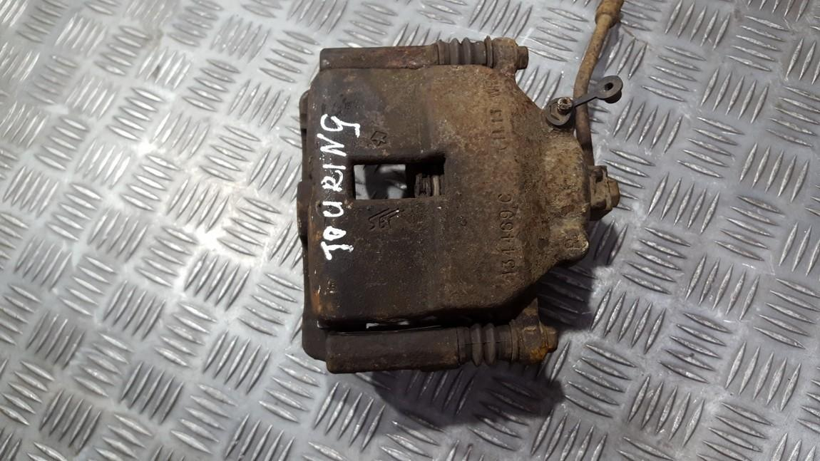 Суппорт передний правый (Тормозной суппорт) Chrysler PT Cruiser 2004    2.0 134469c