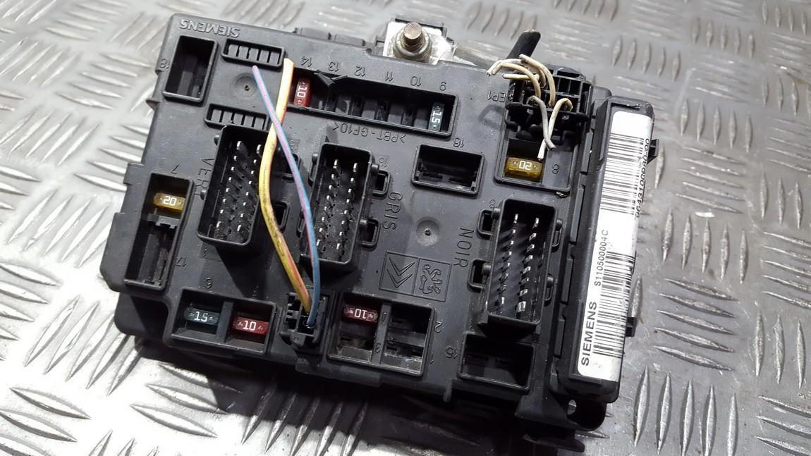 General Module Comfort Relay Citroen C5 2003    0.0 964310098000