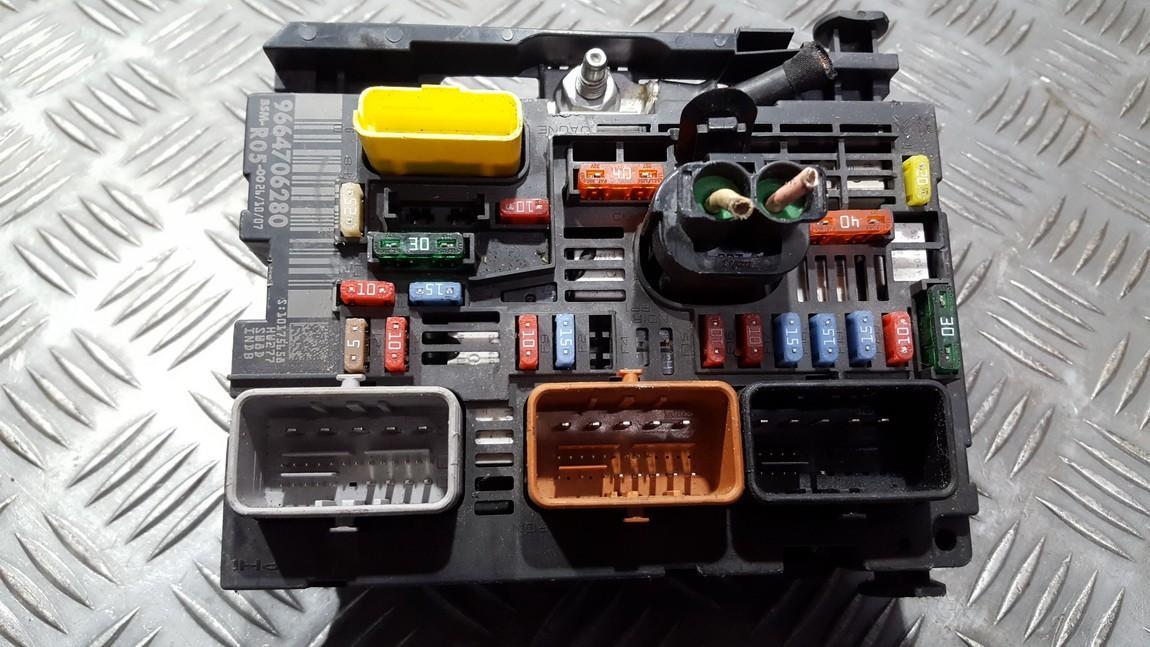 General Module Comfort Relay Peugeot 308 2009    0.0 9664706280