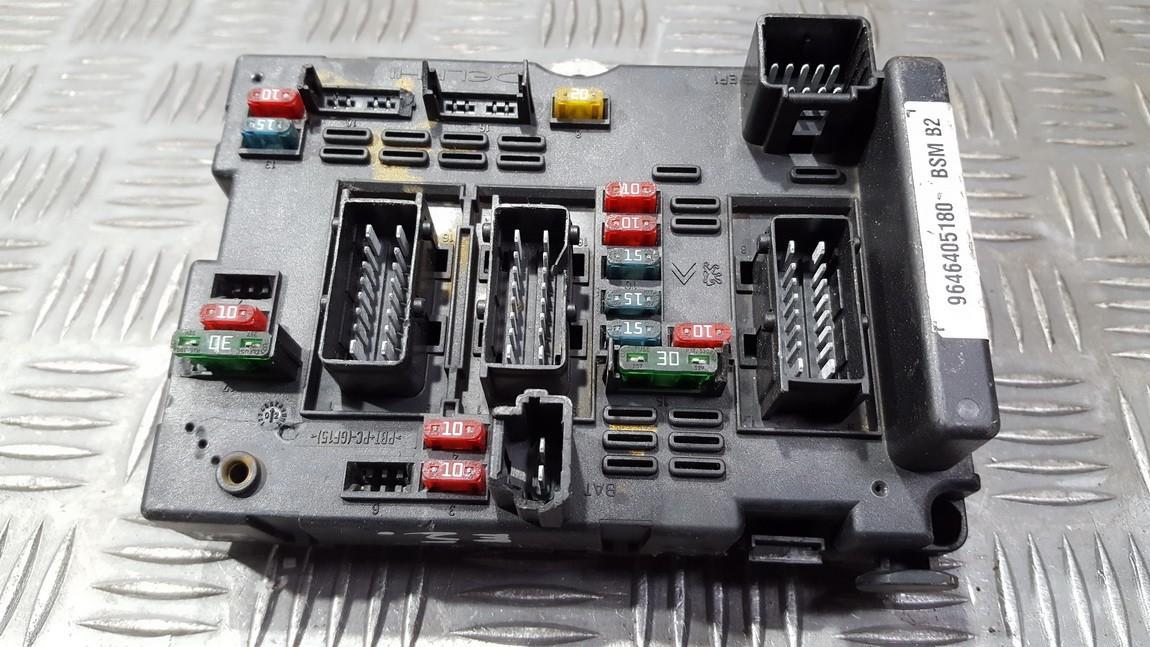 General Module Comfort Relay Peugeot 307 2003    0.0 9646405180