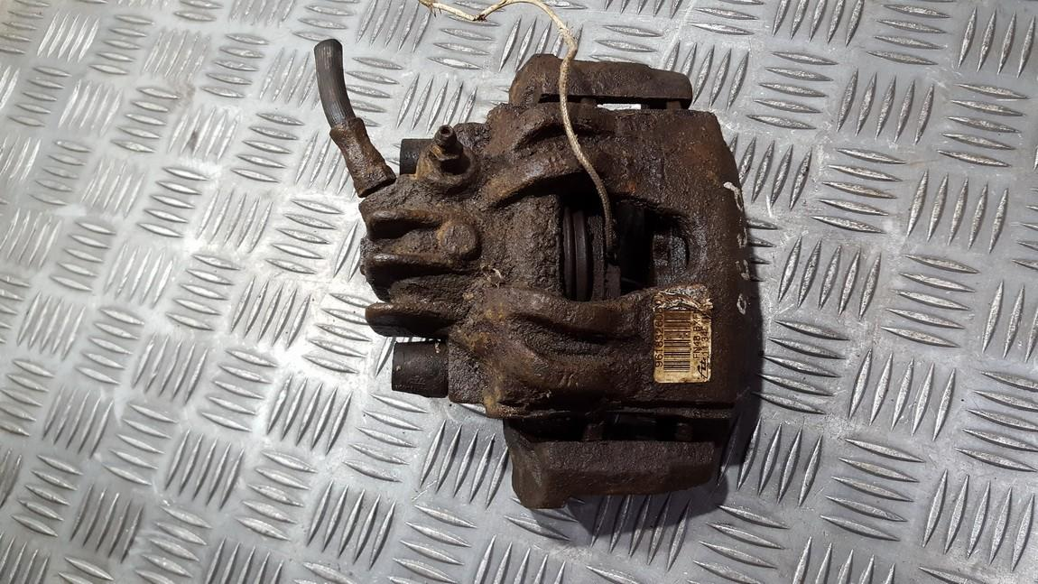 Disc-Brake Caliper front left side Peugeot  306, 1997.07 - 2000.06