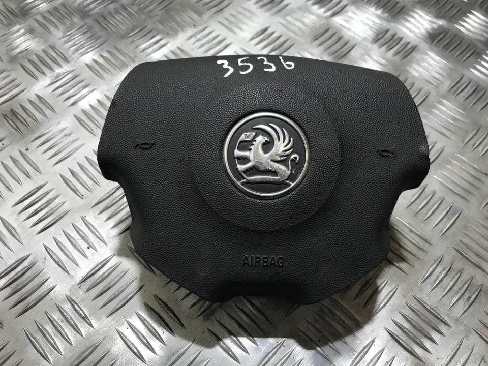 Steering srs Airbag 13112813 used Opel VECTRA 1998 1.6