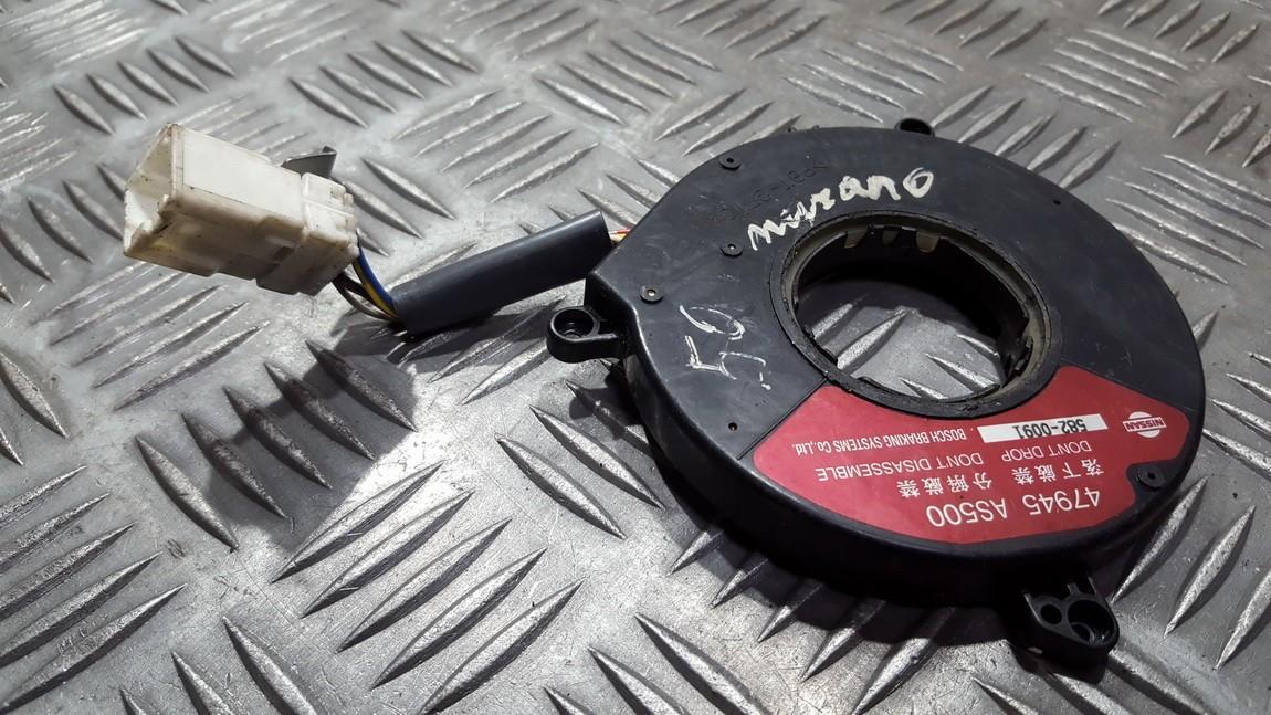 Steering angle sensor Nissan Murano 2005    0.0 47945AS500