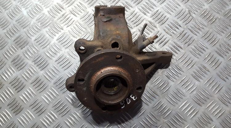 used used Steering knuckle - front left side Peugeot 306 1998 1.9L 15EUR EIS00307959