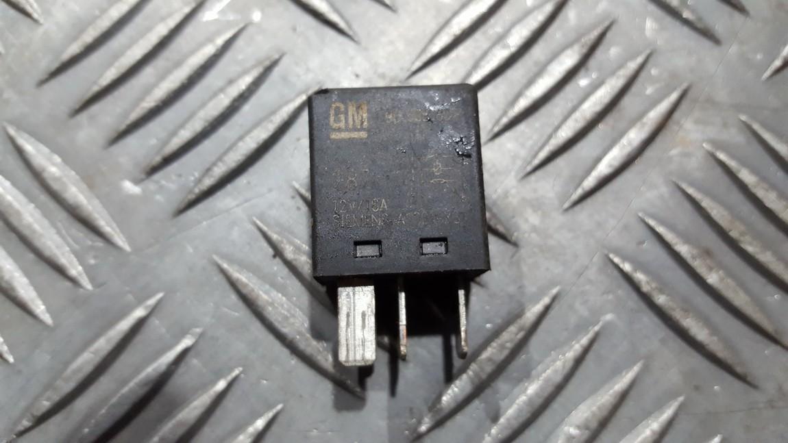 Rele 90508807 gm90508807, a1301-x31, a1301x31 SAAB 9-5 1998 3.0