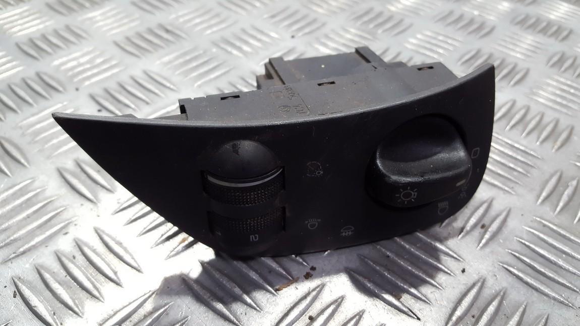 Headlight Switch Volkswagen Polo 1997    0.0 6n1941531n