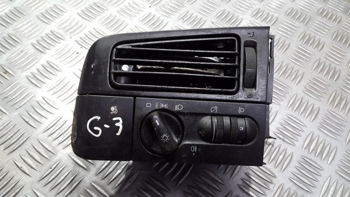Headlight Switch Volkswagen Golf 1996    0.0 1h6941531n