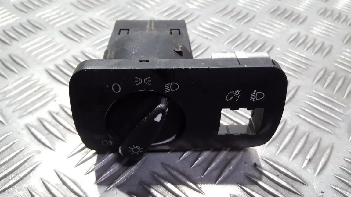 Headlight Switch Seat Cordoba 2001    0.0 6k1941531al