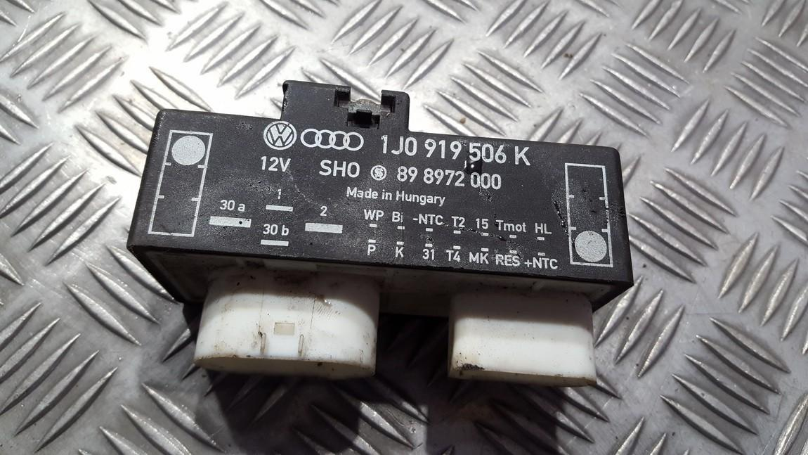 Blower Fan Regulator  Volkswagen Golf 2000    0.0 1j0919506k