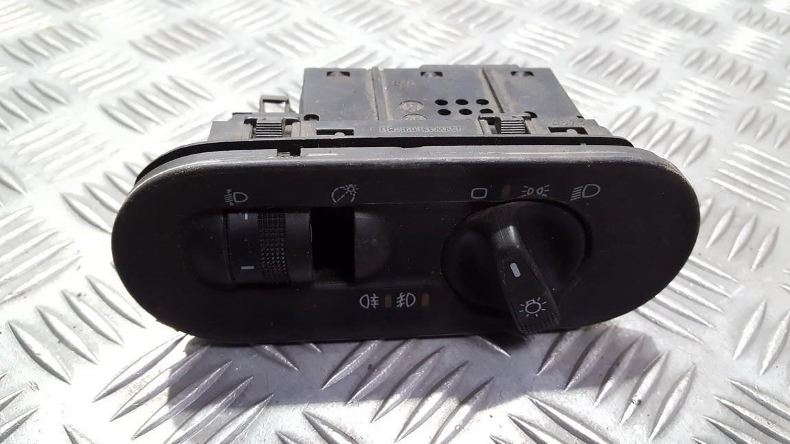 Headlight Switch 7m2858100c used Ford GALAXY 1996 2.0