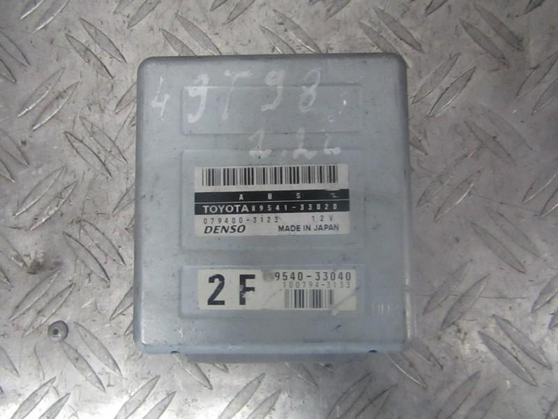 ABS Computer Toyota Camry 1997    2.2 8954133020