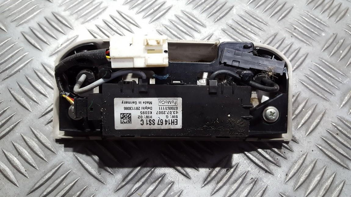 Kiti kompiuteriai eh1467ss1c ke095 Mazda CX-7 2009 2.3