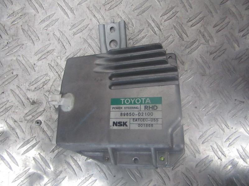 Power Steering ECU (steering control module) Toyota Corolla 2003    1.6 8965002100