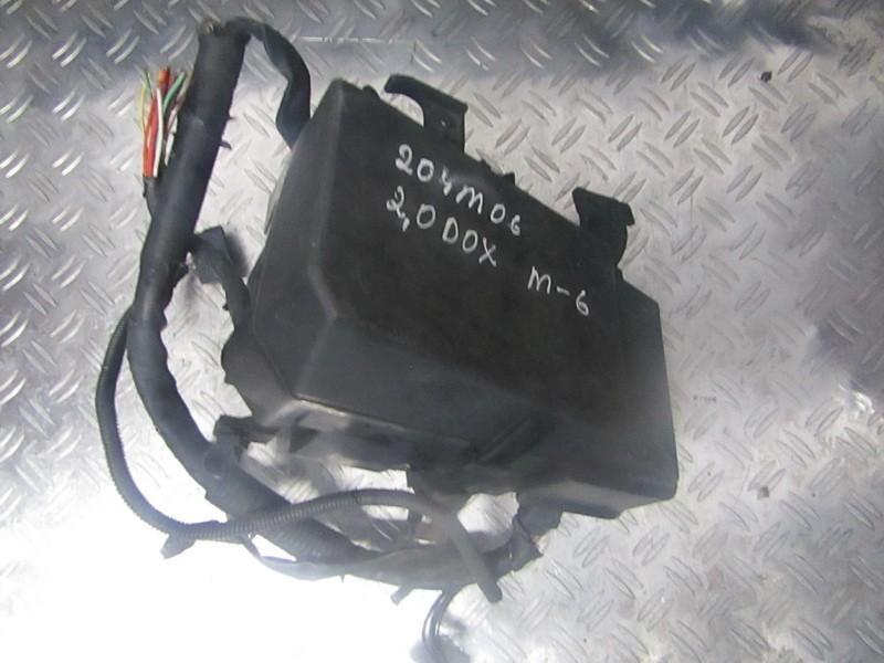 Saugikliu deze used used Mazda 6 2002 2.3