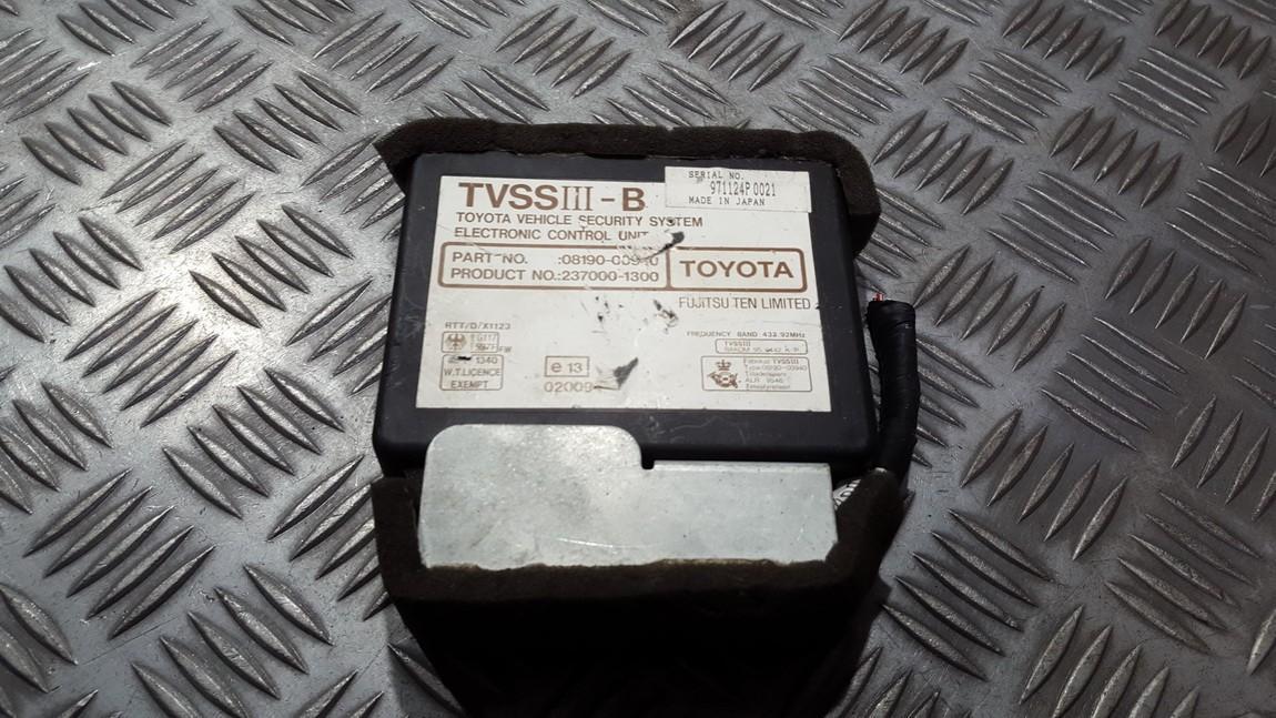 Immobiliser ECU Toyota Land Cruiser 2000    0.0 2370001300