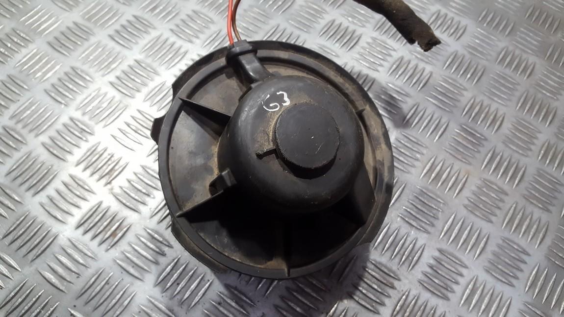 Heater blower assy Volkswagen Golf 1994    0.0 LG73A30