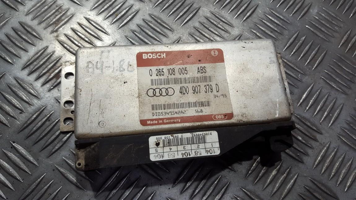 ABS Computer Audi A4 1996    0.0 0265108005