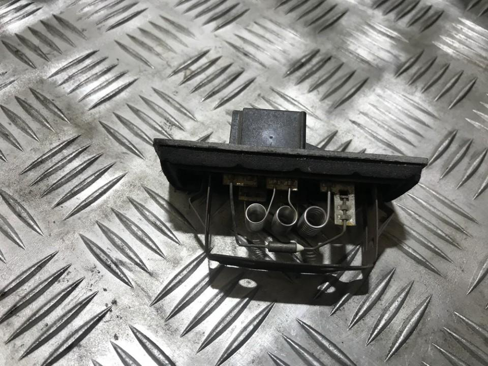 Heater Resistor Ford Mondeo 1995    0.0 93BW18B647AB