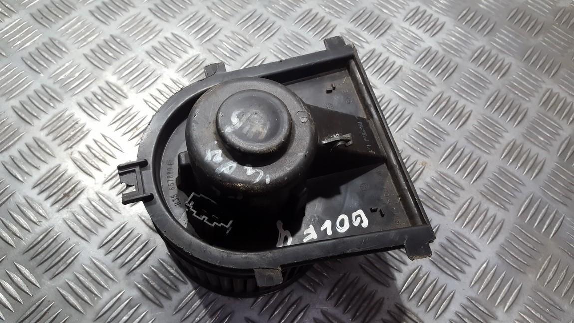 Heater blower assy Volkswagen Golf 2000    0.0 1J1819021A