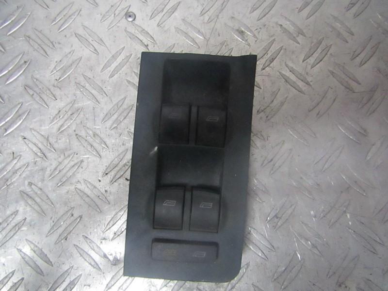 Electric window control unit Audi A6 1999    2.5 4b1959521