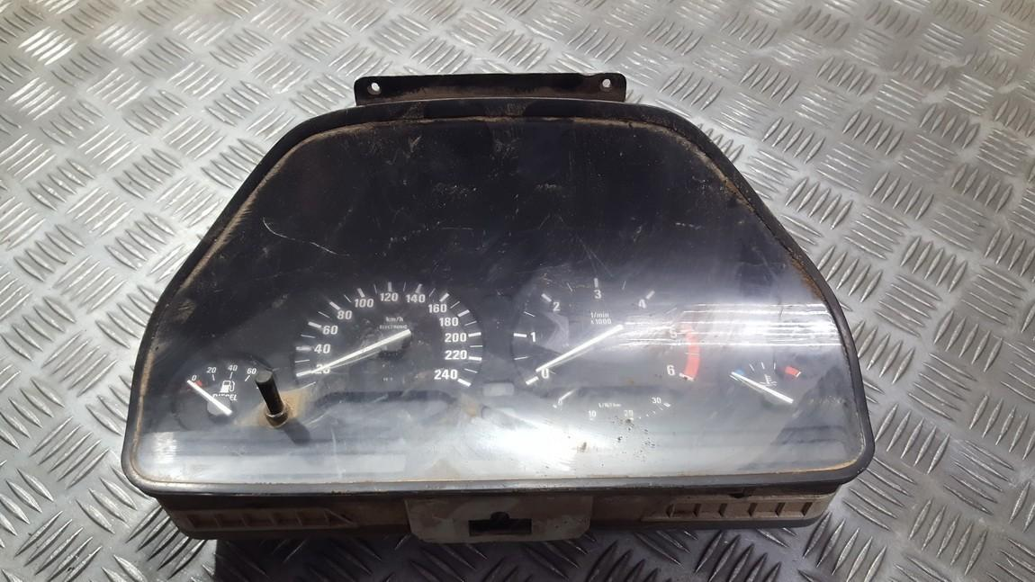 Щиток приборов - Автомобильный спидометр 8361124 62.11-8361124 BMW 5-SERIES 2006 2.0