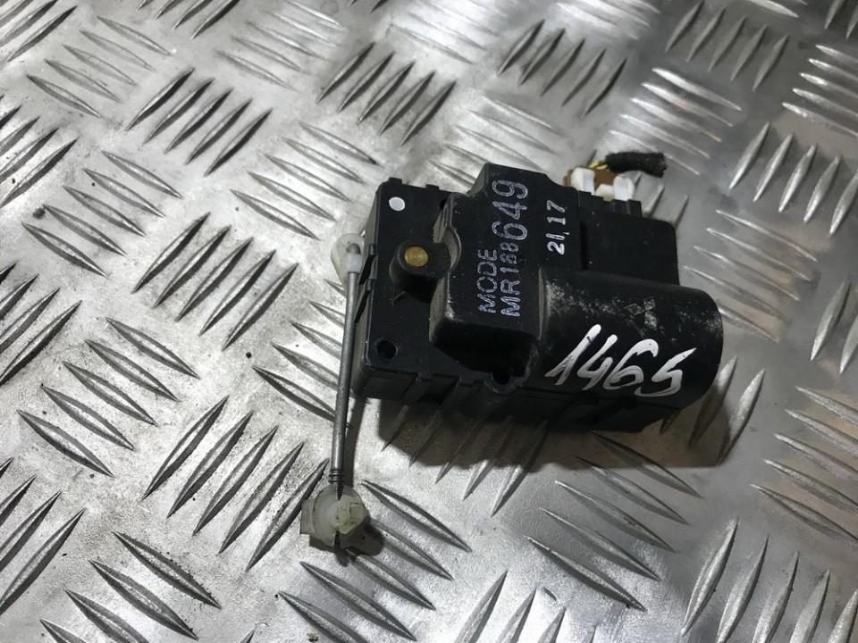 Heater Vent Flap Control Actuator Motor Volvo S40 2003    0.0 MR168649