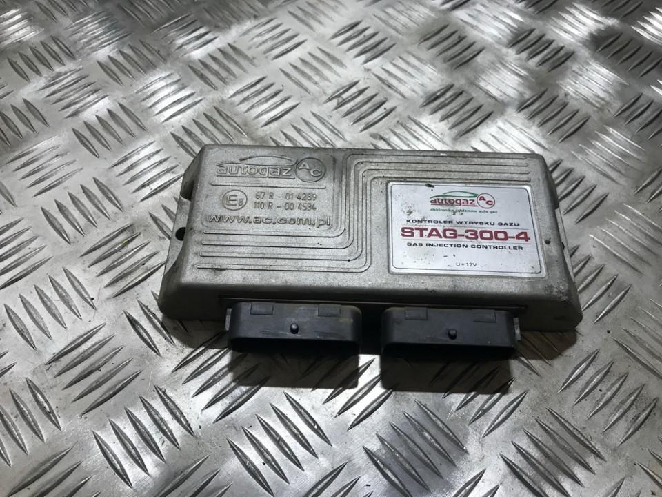 GAS control module (unit computer) Opel Omega 1994    2.0 STAG3004