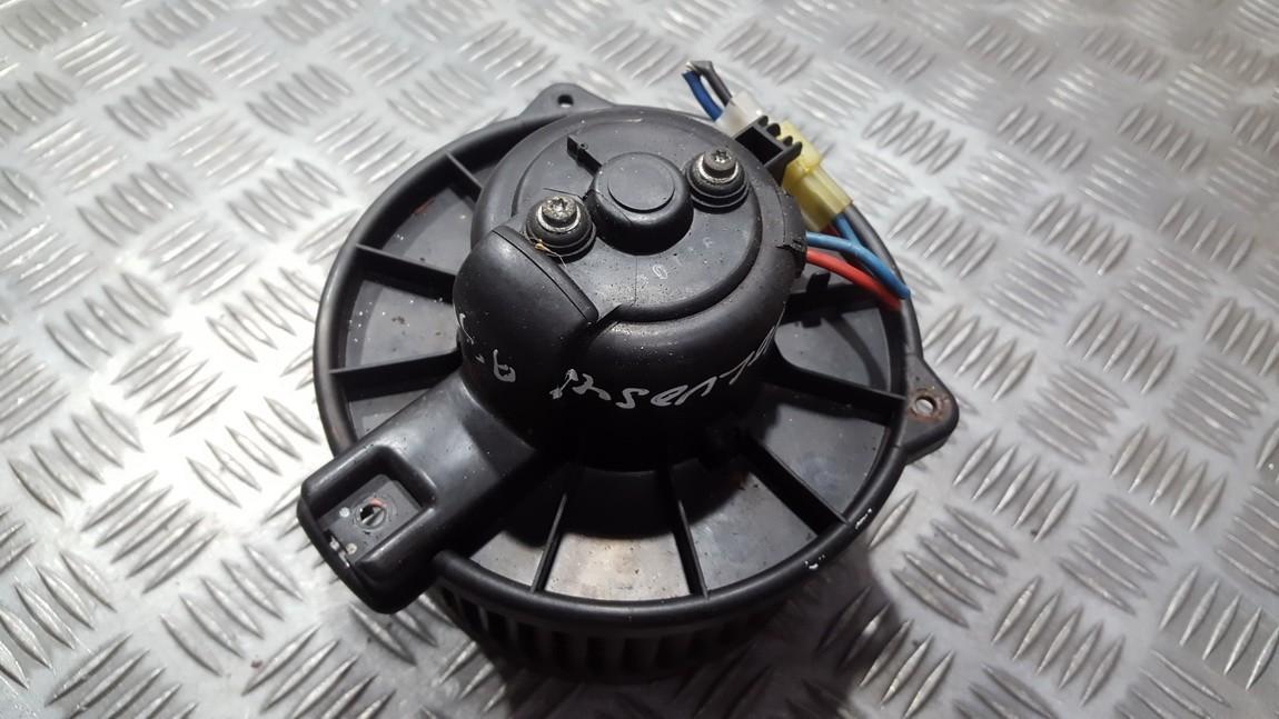 Heater blower assy Volvo S40 2000    0.0 0130111191