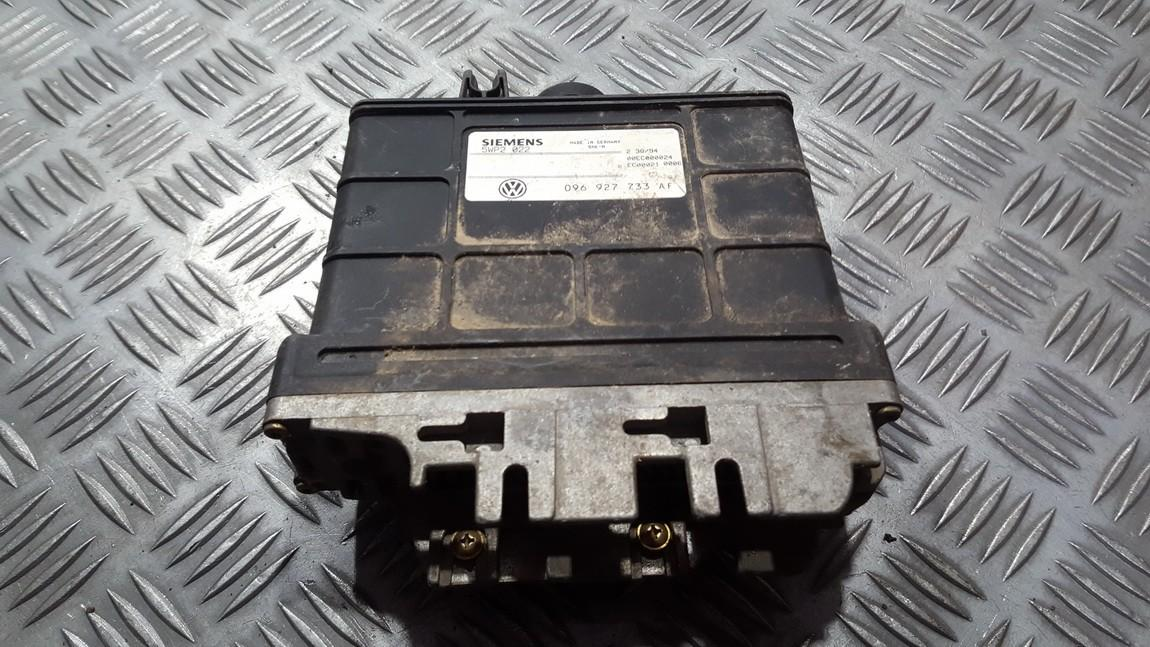 Transmission Computer  Volkswagen Passat 1994    2.0 096927733AF