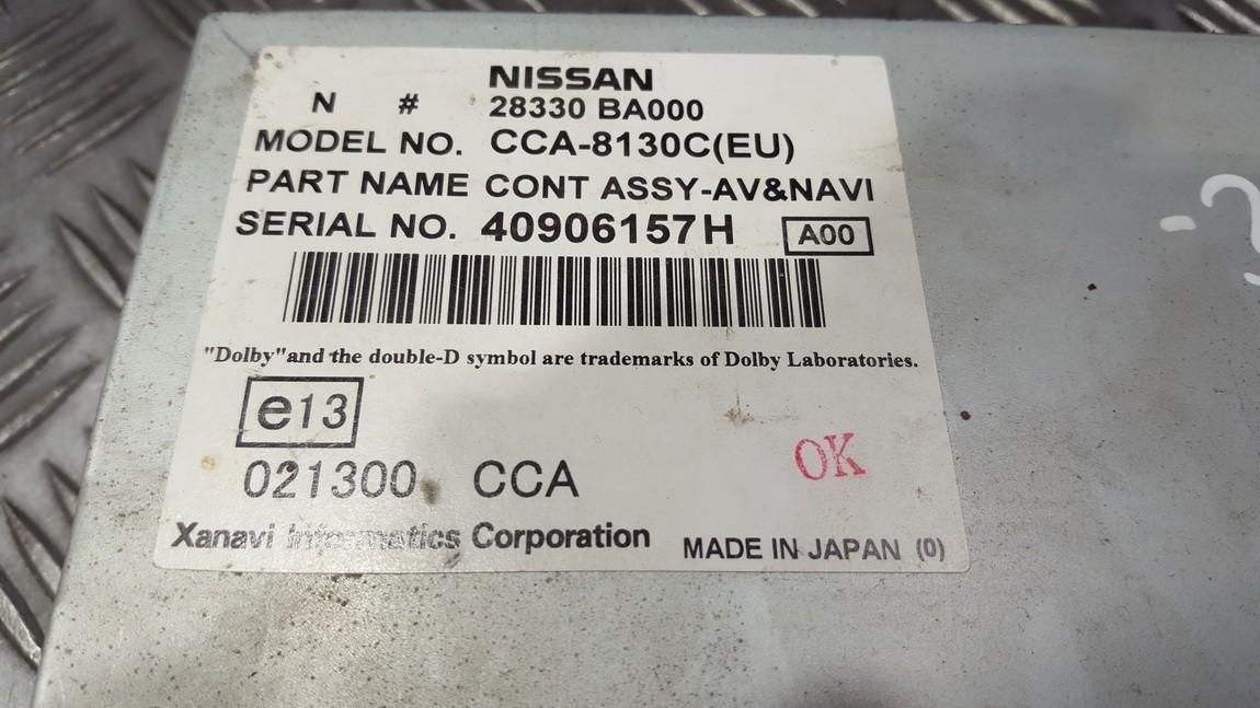 CD player NAVIGATION Nissan Primera 2004    0.0 28330BA000
