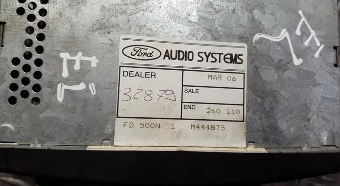 Autoradio Ford Focus 2001    0.0 98AP18K876BC