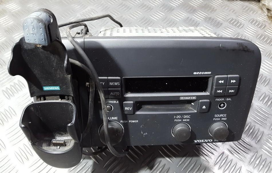 Autoradio Volvo S80 1999    0.0 94965621
