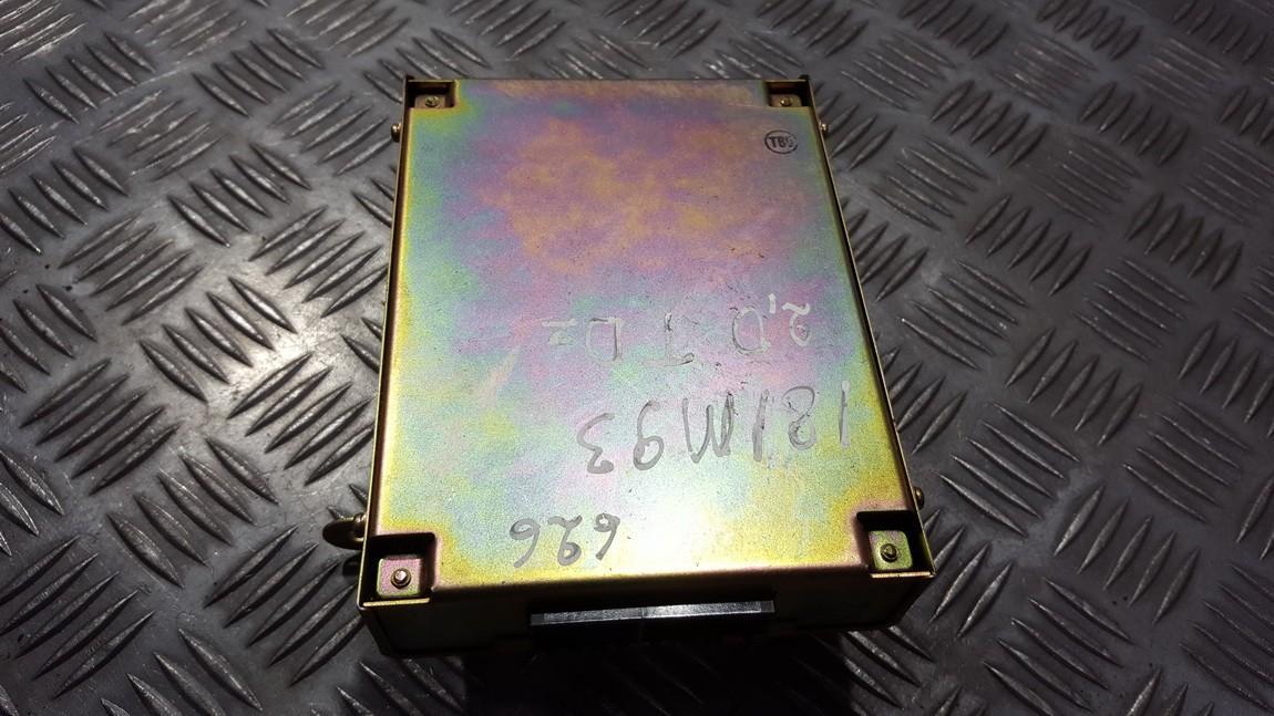 ABS Computer Mazda 626 1996    0.0 4079013631