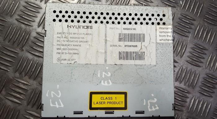 Autoradio Hyundai Santa Fe 2005    0.0 M85003C15
