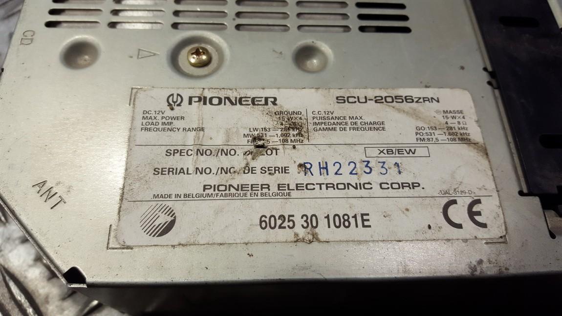 Audio amplifier Renault Espace 2000    0.0 6025301081E