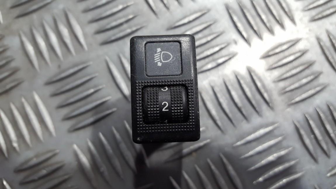Headlight Aim Adjuster Control Switch Mazda 323F 1998    0.0 USED