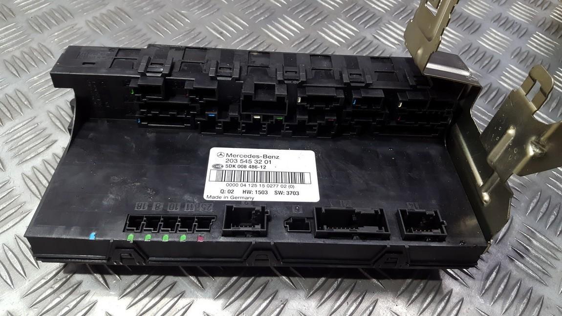 General Module Comfort Relay Mercedes-Benz C-CLASS 2005    0.0 2035453201