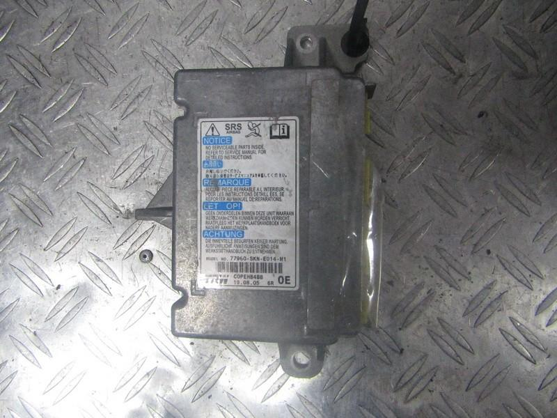Блок управления AIR BAG  77960skne014m1 77960-skn-e014-m1,  Honda CR-V 2003 2.0