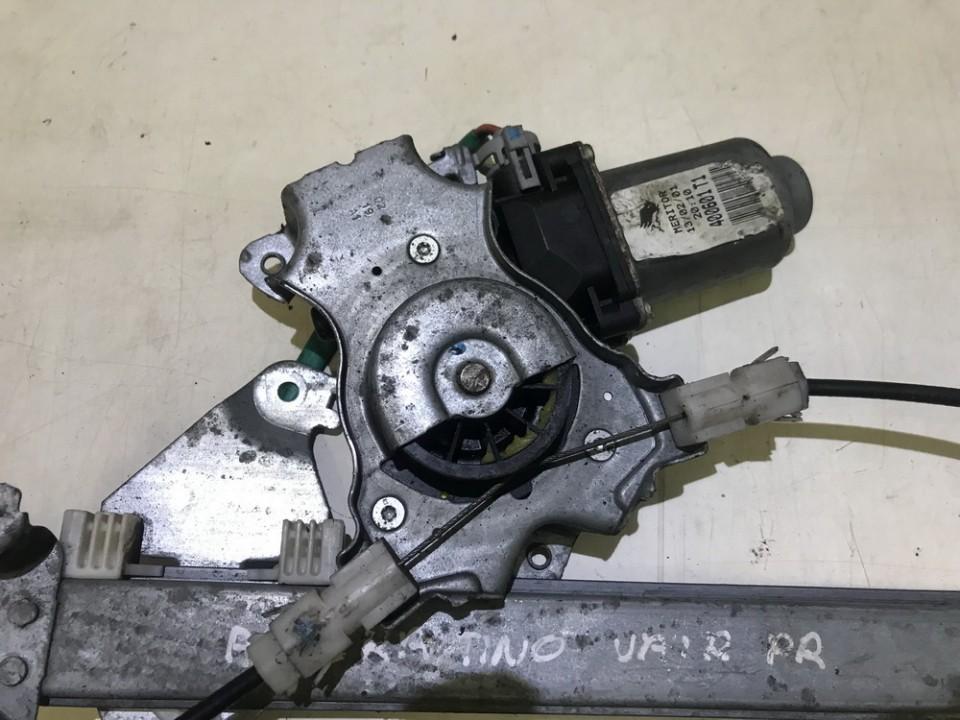 Duru lango pakelejo varikliukas P.K. 400601t1 used Nissan ALMERA TINO 2000 1.8