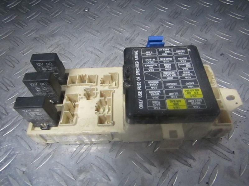 used used fuse box subaru legacy 1994 2 0l 14eur eis00310662