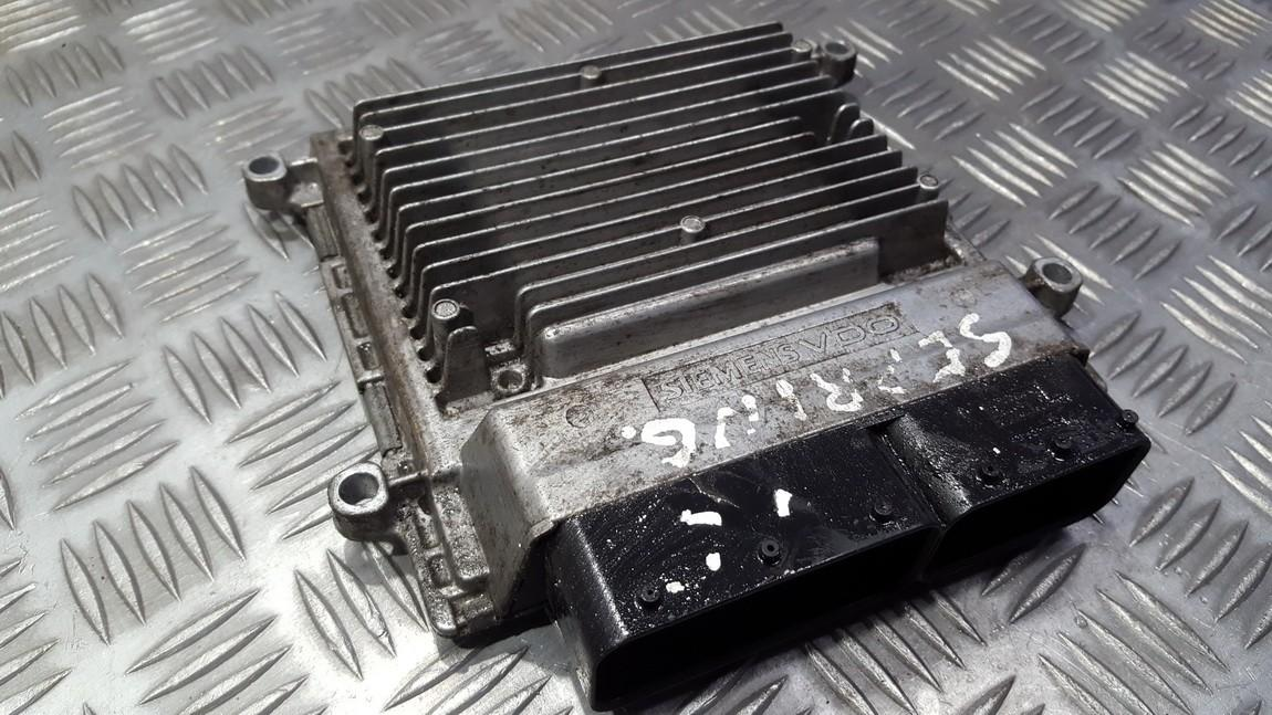 ECU Engine Computer (Engine Control Unit) Chrysler Sebring 2009    2.4 P04692102AD