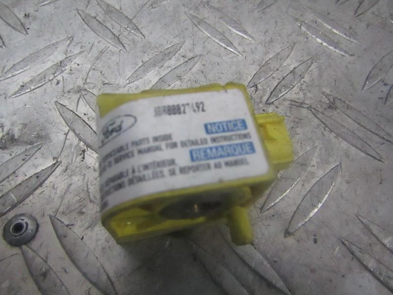 Srs Airbag crash sensor Ford Fiesta 2003    1.3 2S6T14B342AD
