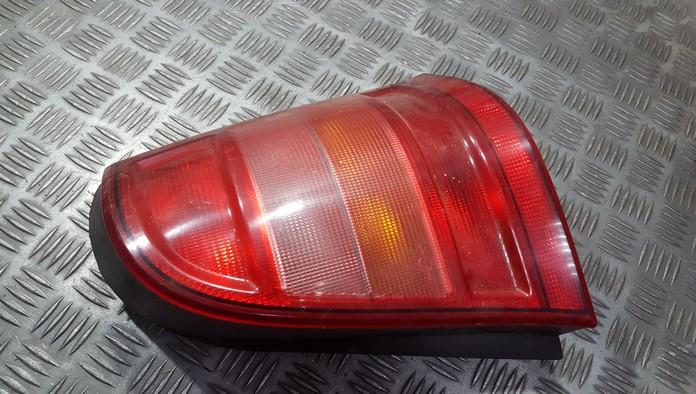Rear Tail Light lamp RIGHT (Passenger Side Replacement Tail Light ) Mercedes-Benz  A-CLASS, W168, 1997.07 - 2001.06