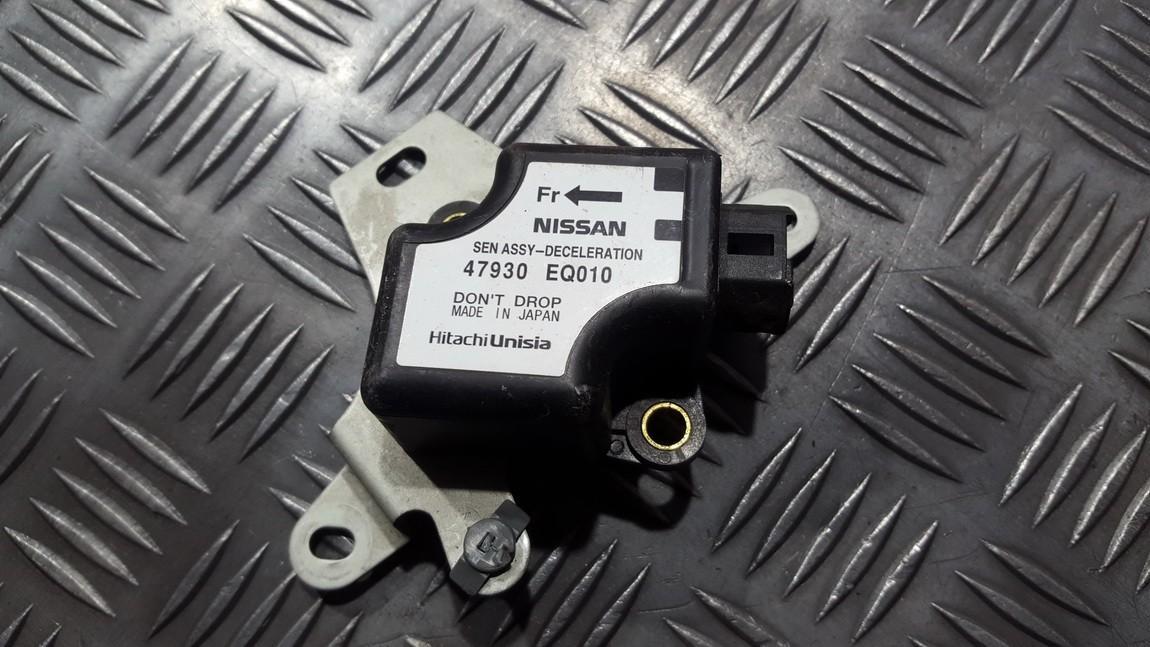 Esp Accelerator Sensor Nissan X-Trail 2004    2.0 47930eq010