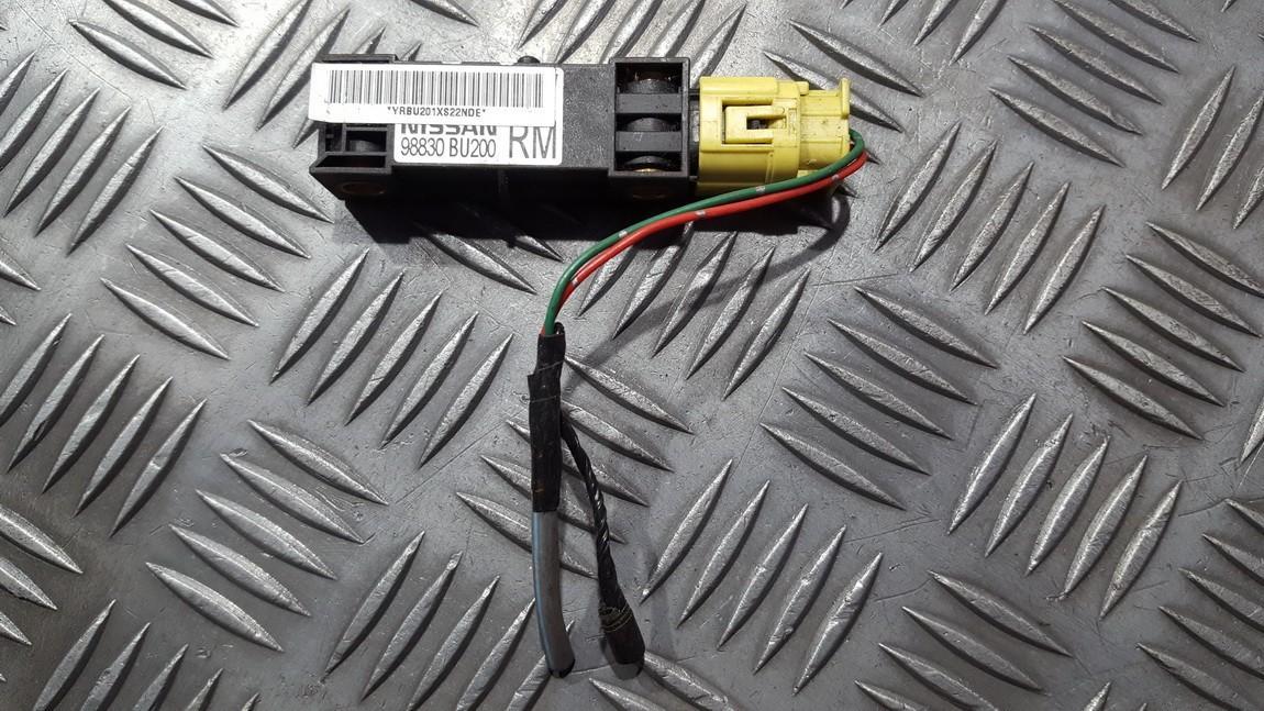 Srs Airbag crash sensor Nissan Almera Tino 2002    2.0 0285002067
