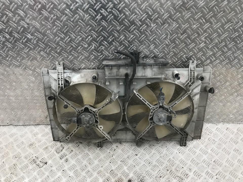 Diffuser, Radiator Fan Mazda 6 2003    1.8 used
