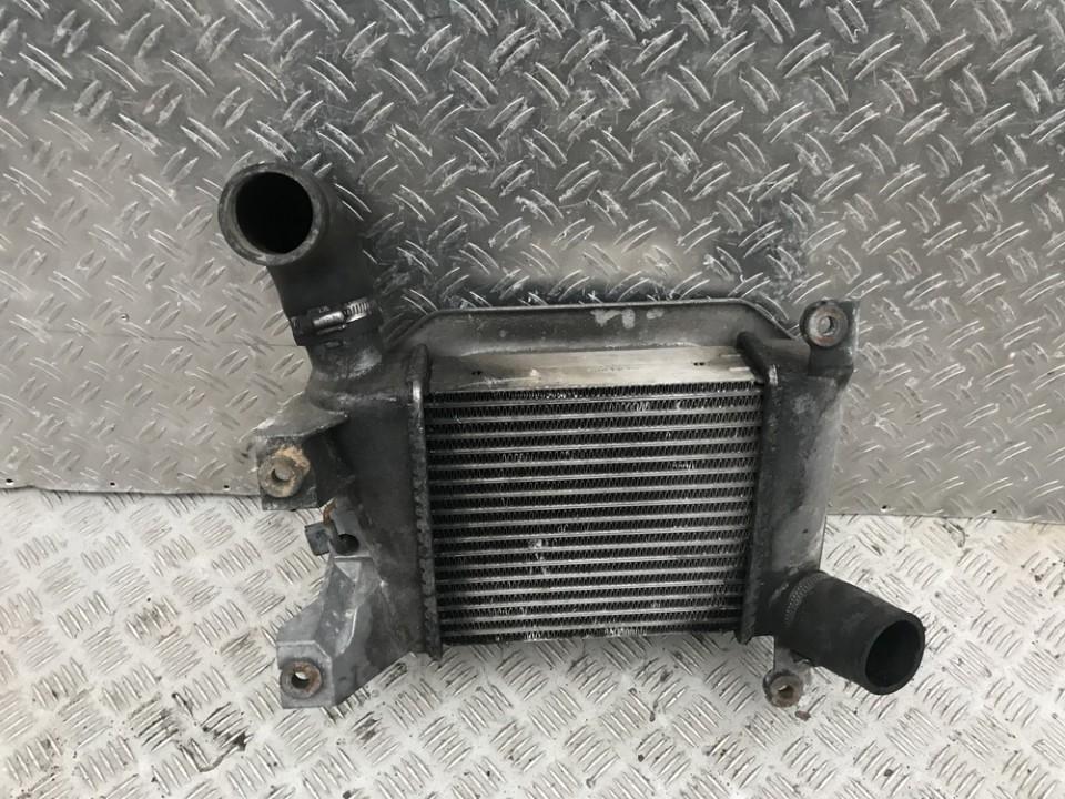 Intercooler radiator Nissan Navara 2004    2.5 used