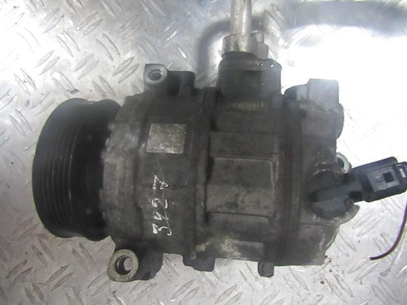 AC AIR Compressor Pump Volkswagen Golf 2005    1.6 1k0820803f