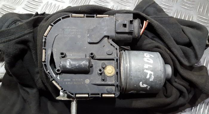 Priekinis langu valytuvu varikliukas 1K2955119E 1397220502 Volkswagen GOLF 2005 1.6