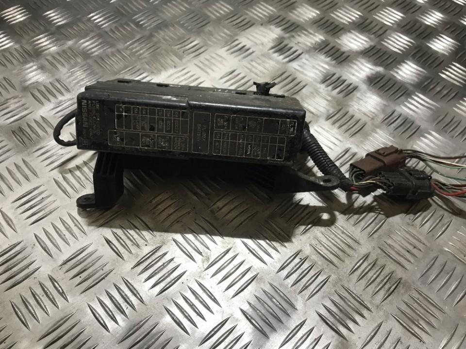 Fuse box  Nissan Almera 2002    1.8 71543052